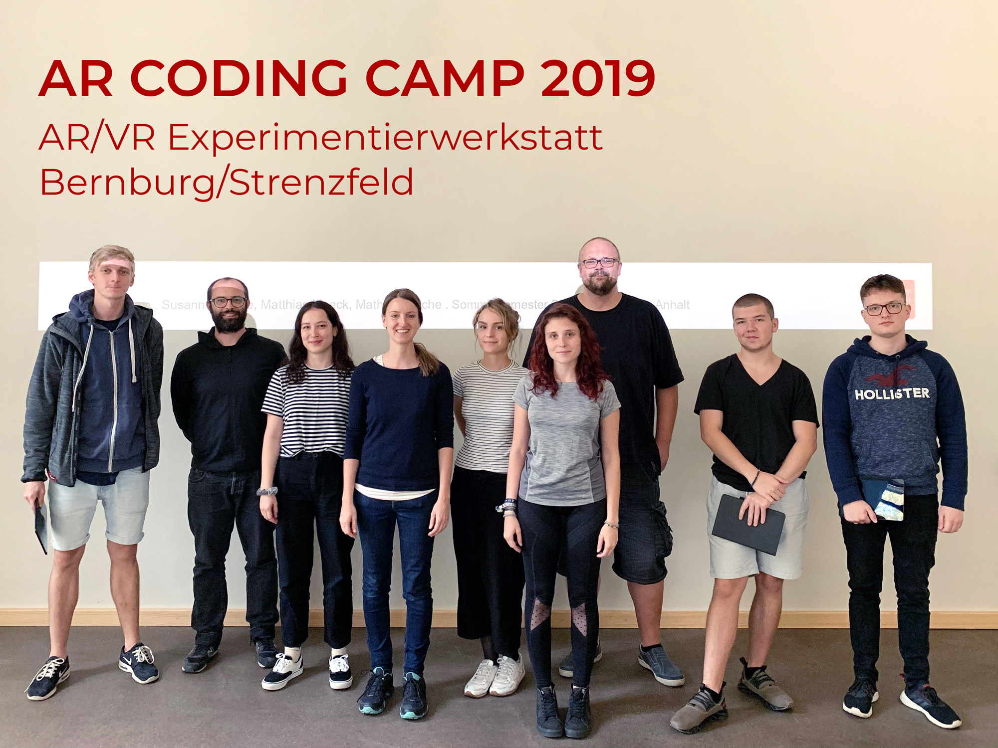 AR Coding Camp 2019