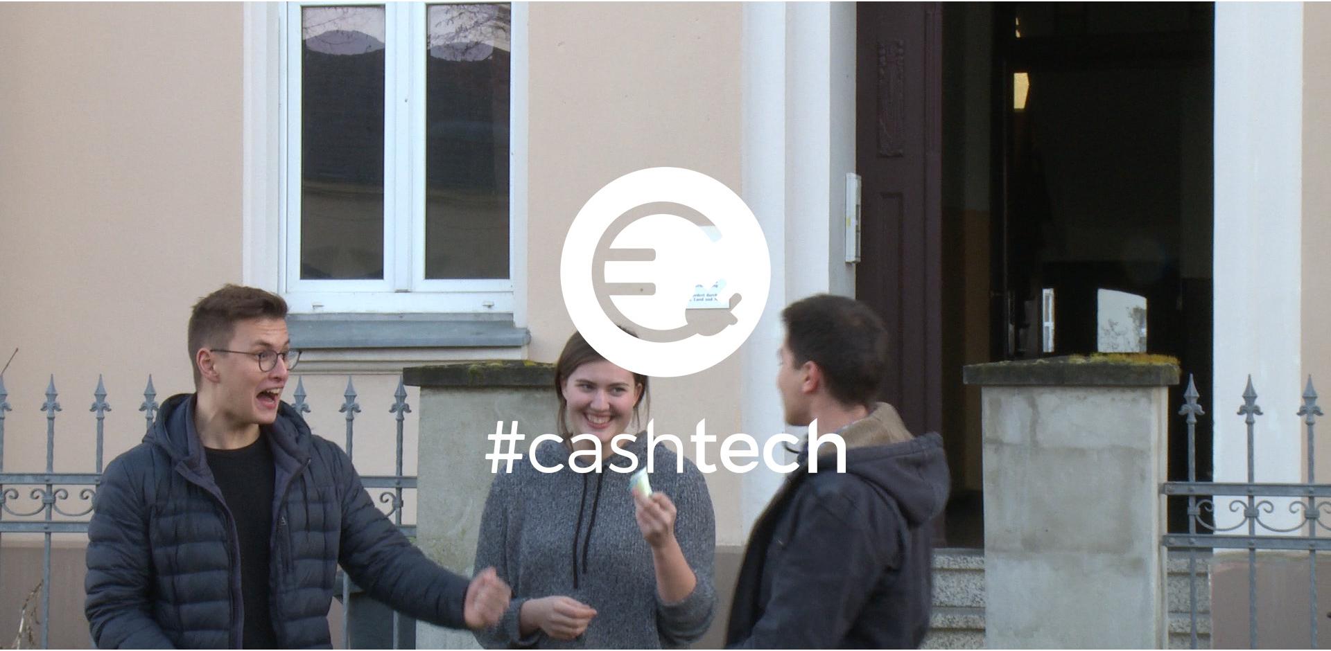 #cashtech