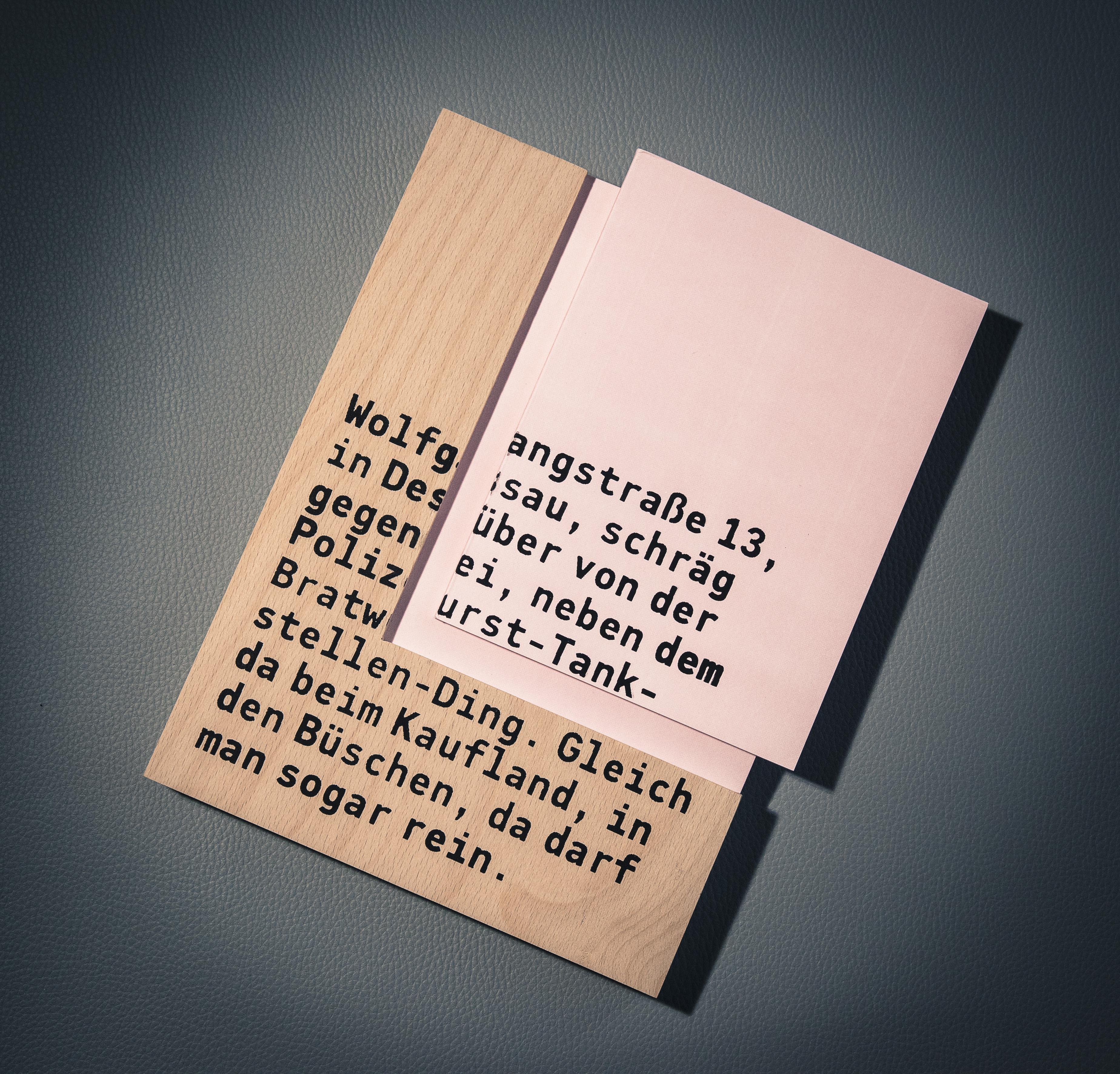 Das VorOrt Buch