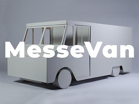 HS Anhalt MesseVan