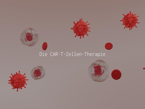 CAR-T-Zellen-Therapie