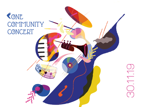 One Community Concert -winter-